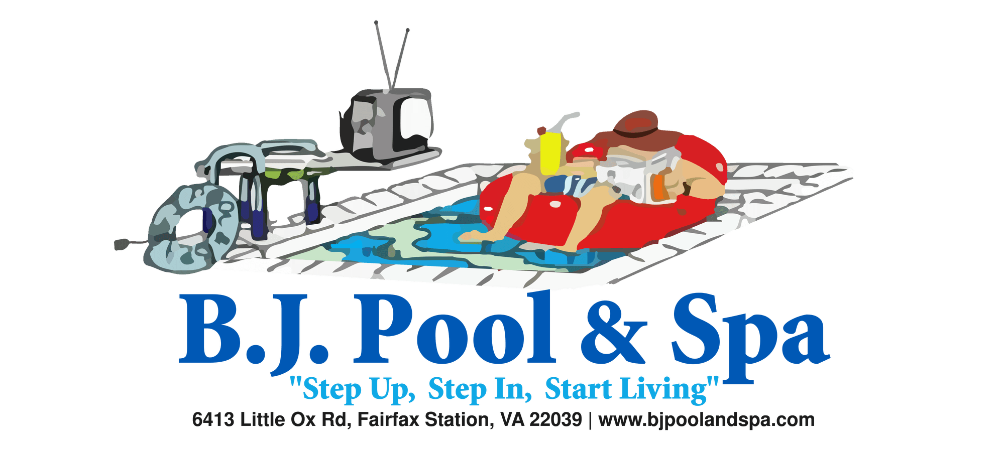 BJ Pool & Spa